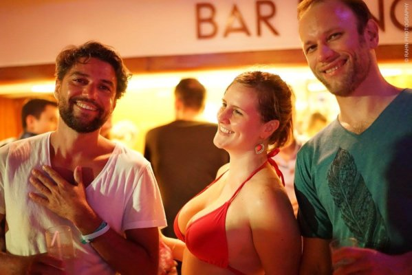 Deck, Reisefotografie, Panorama Bar, Fun, People, Party, Bikini, Lachen, Cocktails, Lifestyle