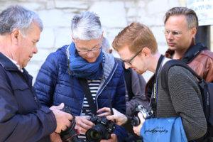Fotowalk, Fotoworkshop, Werne, Fotowalk in Werne, Austausch, Teilnehmer